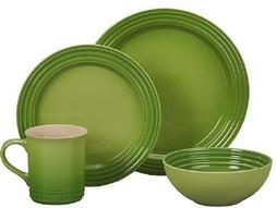 Le Creuset 16-Piece Dinnerware Set in 7 Glazed Vibrant Color