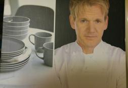 Gordon Ramsay 16-Piece Dinnerware Set  - Royal Doulton