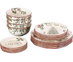 Better Homes & Gardens 16-piece Heritage Collection Porcelai