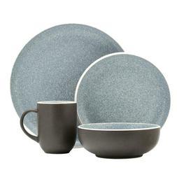 16-piece Tailor Granite Kitchen Dinnerware Set Durable Stone