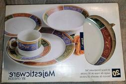 20 PC SET ONEIDA MAJESTICWARE PERSIA 4-5 PC SETTINGS NEW IN