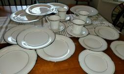 20 piece Noritake China Place Settings, Sterling Cove #7720,