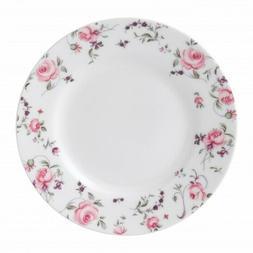 4  Royal Albert Casual BREAD PLATES Rose Confetti NEW