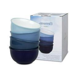 4 cereals set elements ocean blue 13