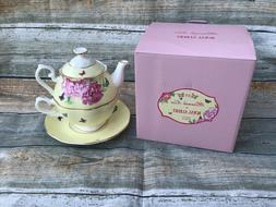 Royal Albert 40025888 Miranda Kerr Joy Tea for One, 3 Piece