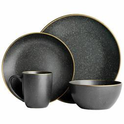 Gourmet Basics by Mikasa 5227858 Juliana Dinnerware Set, 16