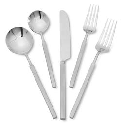 Fortessa 5PPS-104-05 SS Jaxson 5PC Place Setting Boxed 18/10