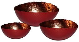 "Matsuta 608410099937 Cuvier, Set of 3 Bowls - 6"", 9"" & 12"","