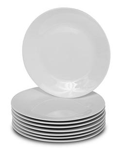 Red Barrel Studio 37159 Restaurant Set of 8 Ceramic Dinner P