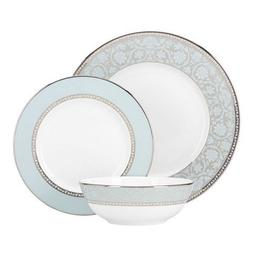 Lenox 844299 Westmore 3-Piece Place Setting, White
