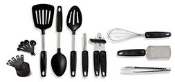 Gibson Home 92102.18 Chefs Better Basics 18 Piece Gadgets &