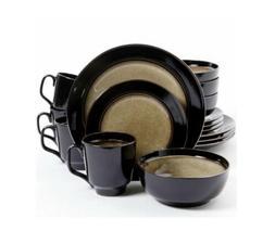 Gibson Elite 94871.16 Mariani 16-Piece Stoneware Dinnerware