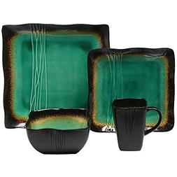 Baum Galaxy Jade 16-pc. Dinnerware Set