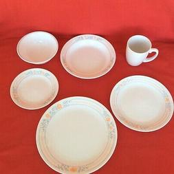 Corelle Livingware 16 piece Dinnerware Set, Service for 4, A