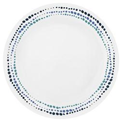 """Corelle Livingware Ocean Blues 10.25"""" Dinner Plate"""