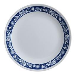 "Corelle Livingware True Blue 8.5"" Lunch Plate"