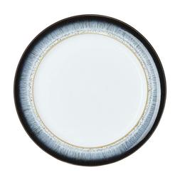 Denby Halo Wide Rimmed Tea Plate