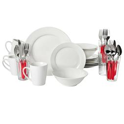 Gibson Home Regal 97874.32r II 32-Piece Fine Ceramic Dinnerw