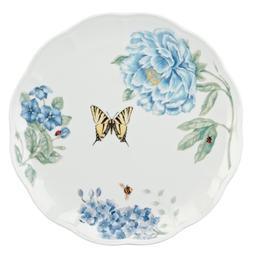 Lenox Butterfly Meadow Blue Dinner Plate