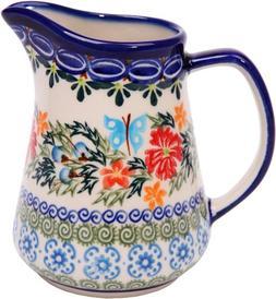 Polish Pottery Ceramika Boleslawiec,  0205/238, Pitcher Jace