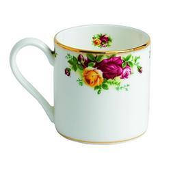 Royal Albert Old Country Roses Modern Mug, Multicolor
