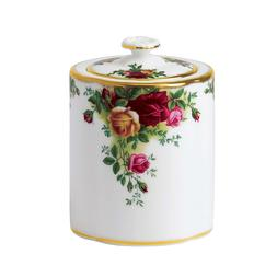 Royal Albert Old Country Roses Tea Party Caddy, Multi