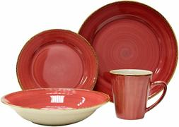 Thomson Pottery 16-pc. Sedona Dinnerware Set