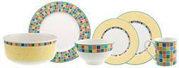 Villeroy & Boch Twist Alea Limone 18 pc set
