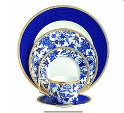 Wedgwood 40003902 5-Piece Hibiscus Place Setting Set