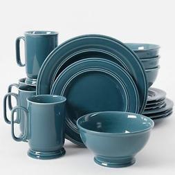 Better Homes and Gardens Admiraware 16-Piece Dinnerware Set,