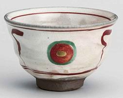 akae marumon rice bowls ceramic