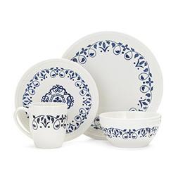 Pfaltzgraff Alina 16-Piece Dinnerware Set, Service for 4