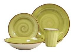 Amazon 16 PC DINNERWARE SET Service for 4 - Dinnerware Set b