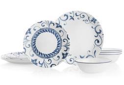 artemis 12 pc dinnerware set new