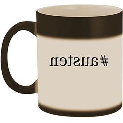 #austen - 11oz Ceramic Color Changing Heat Sensitive Coffee