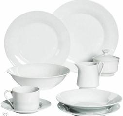 10 Strawberry Street 45-piece Dinnerware Set Service for 8 +