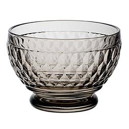 Villeroy & Boch Boston Glass Bowl Set of 4, Smoke