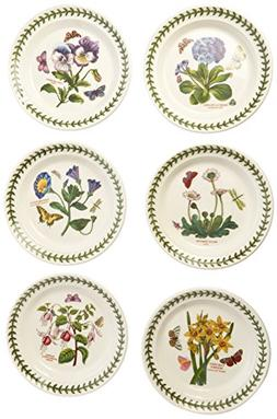 Portmeirion Botanic Garden Bread and Butter Plate, Set of 6