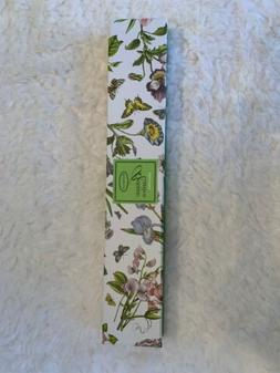 Portmeirion BOTANIC GARDEN Bread Knife FLORAL Serrated PORCE