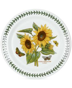 "Portmeirion Botanic Garden Dinner Plate 10.5"" Sunflower Engl"