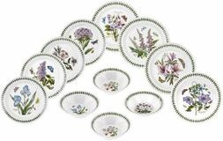 Portmeirion Botanic Garden 12 Piece Set Service for 4 $400