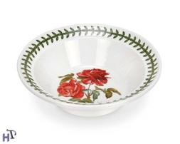 Portmeirion Botanic Roses Oatmeal Soup Bowl