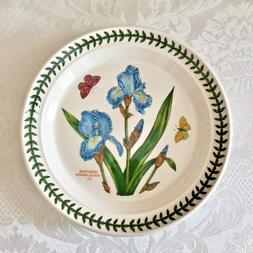 Botanical Garden Salad Plate Dog Rose