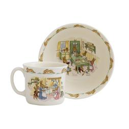 Royal Doulton Bunnykins Classic Nurseryware 2 Piece Infant S