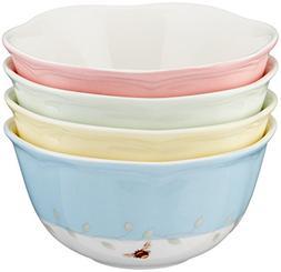 Lenox® Butterfly Meadow® Set of 4 Dessert Bowls