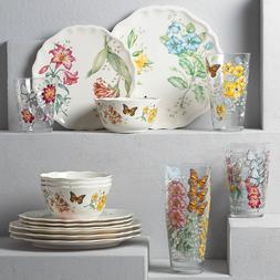 Butterfly Meadow Melamine 20-piece Dinnerware Set by Lenox