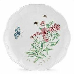 "Lenox Butterfly Meadow Tiger Swallowtail 9"" Accent Plate Set"