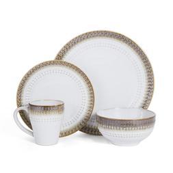 Pfaltzgraff® Celina 16-Pc. Dinnerware Set