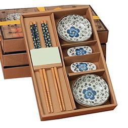 Funwill Ceramics Sushi Eating Saucer Set Dipping Saucers 2-P