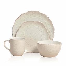 Pfaltzgaff Chateau  microwave-dishwasher-safe stoneware Dinn